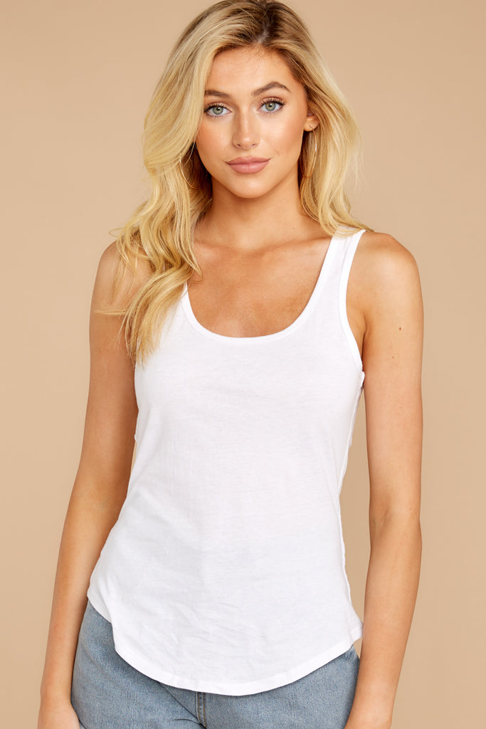 1 Believe It Or Not White Top at reddress.com