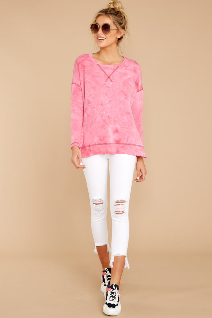 1 Charge Ahead White Distressed Skinny Jeans at reddressboutique.com