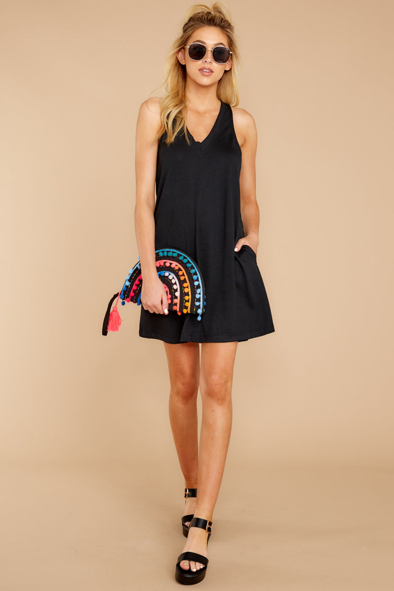2 The Black City Tank Dress at reddressboutique.com