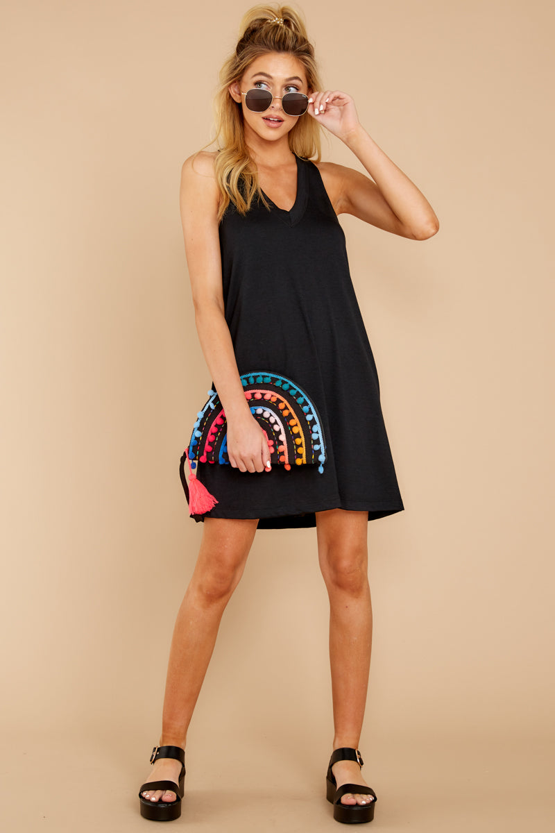 1 The Black City Tank Dress at reddressboutique.com