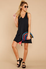 3 The Black City Tank Dress at reddressboutique.com