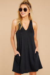 5 The Black City Tank Dress at reddressboutique.com