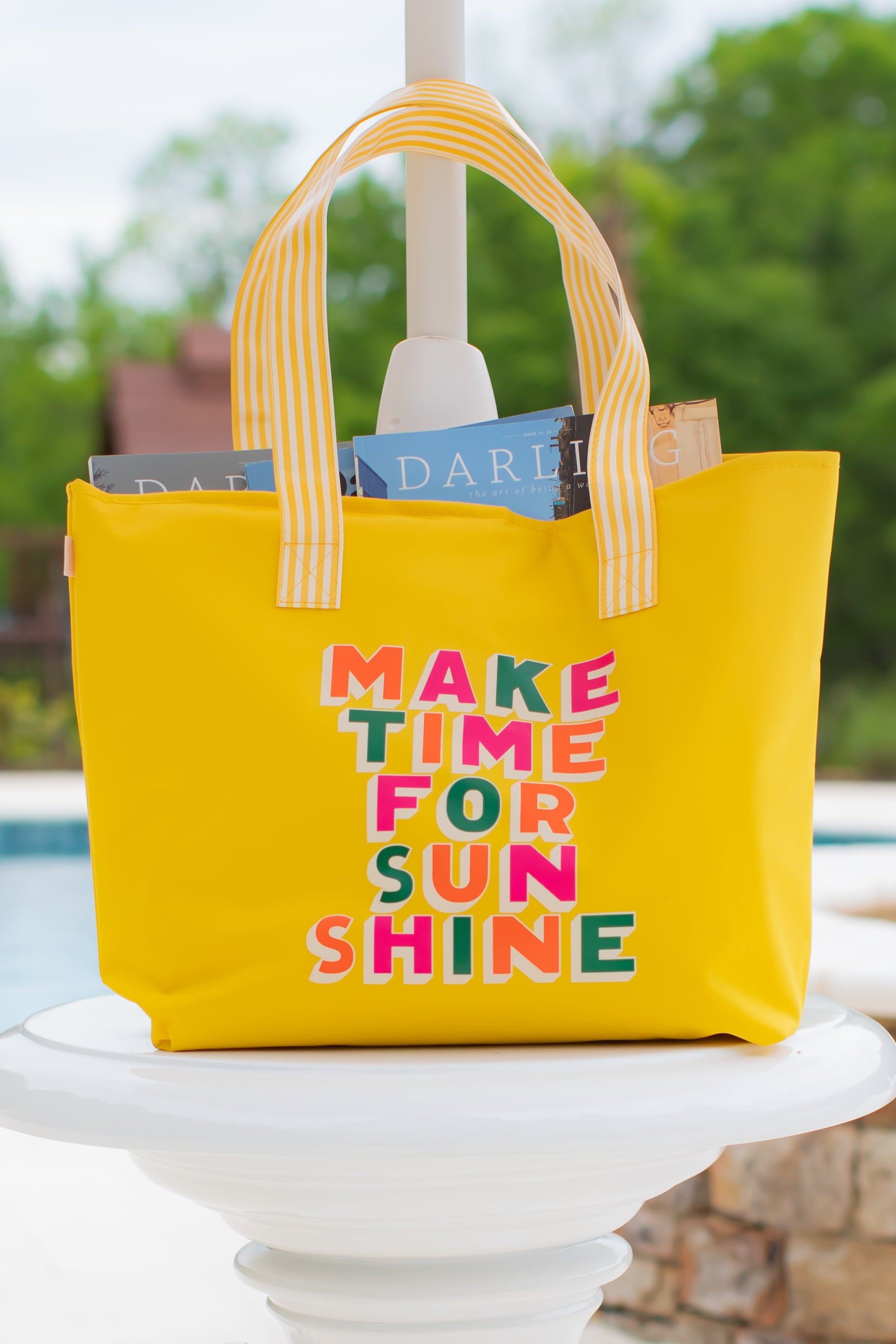 Just Chill Out Sunshine Cooler Bag