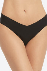 Under Statements™ Black Thong