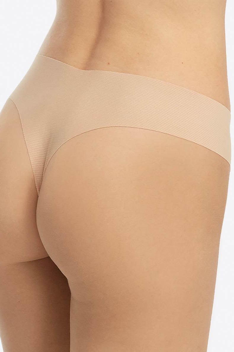3 Under Statements™ Nude Thong at reddress.com