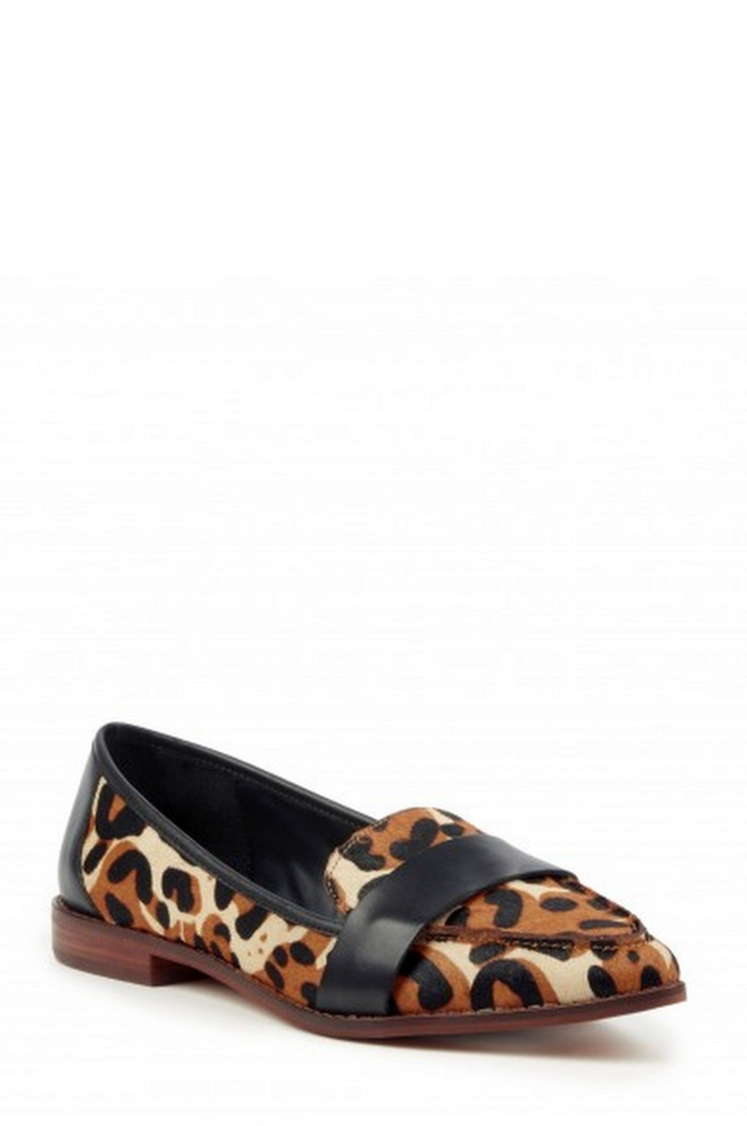 5 Sole Society Edie Leopard Flats at reddressboutique.com