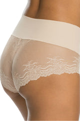 2 Undie-tectable Lace Hi-Hipster Panty at reddressboutique.com