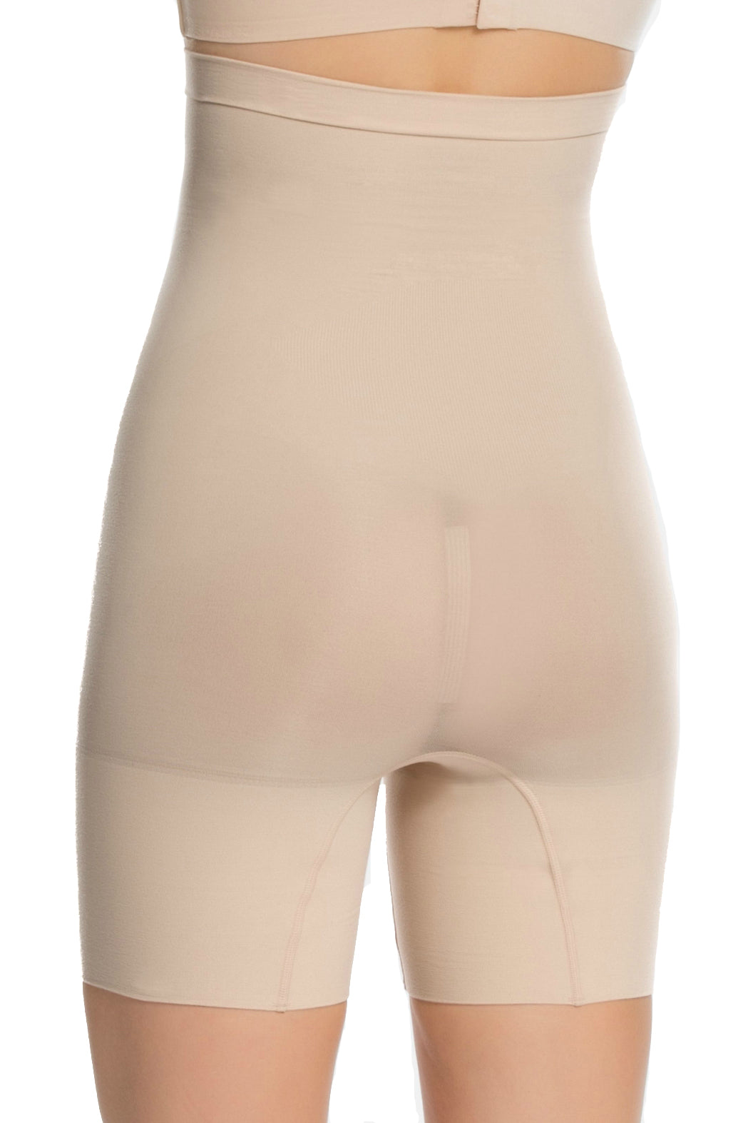 2 Power Series Higher Power Nude Shorts at reddressboutique.com