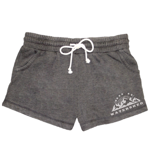 Ladies Grey Shorts