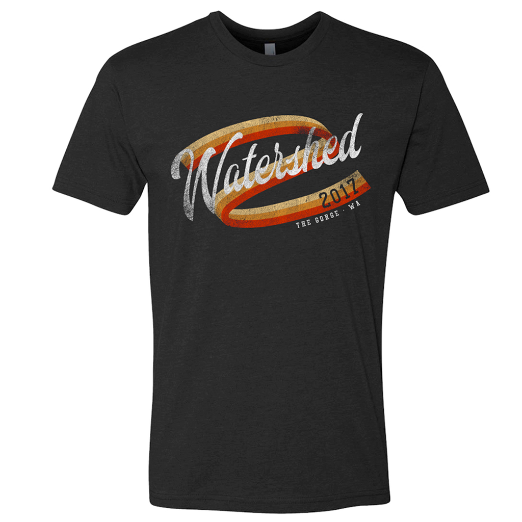 Watershed Event Tee - Black