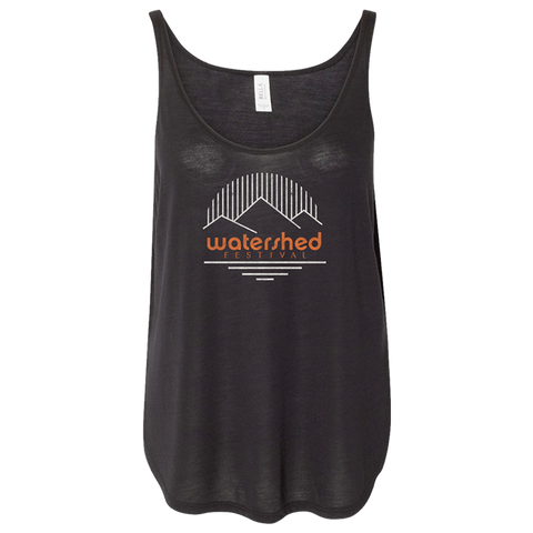 Watershed Emblem Ladies Tank
