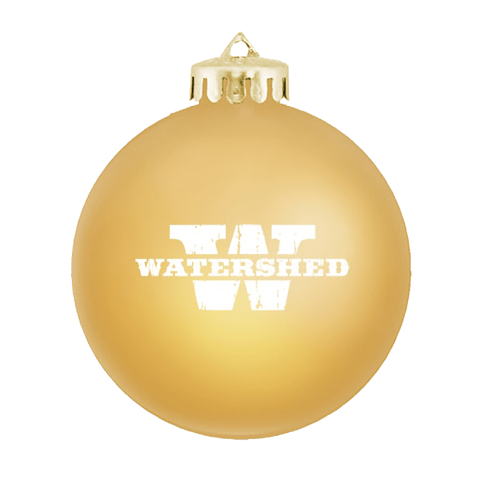 Watershed Ornament