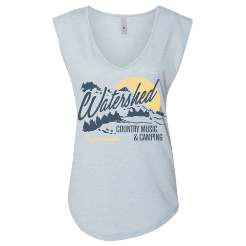 Ladies Mountians Sleeveless Tank