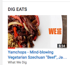 What We Dig Today Digs YamChops!