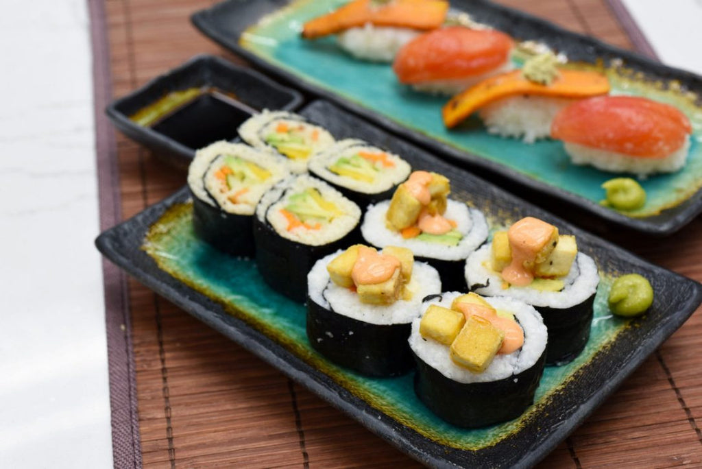 YamChops in the Toronto Star: YamChops' Kid-Friendly Vegetable Sushi