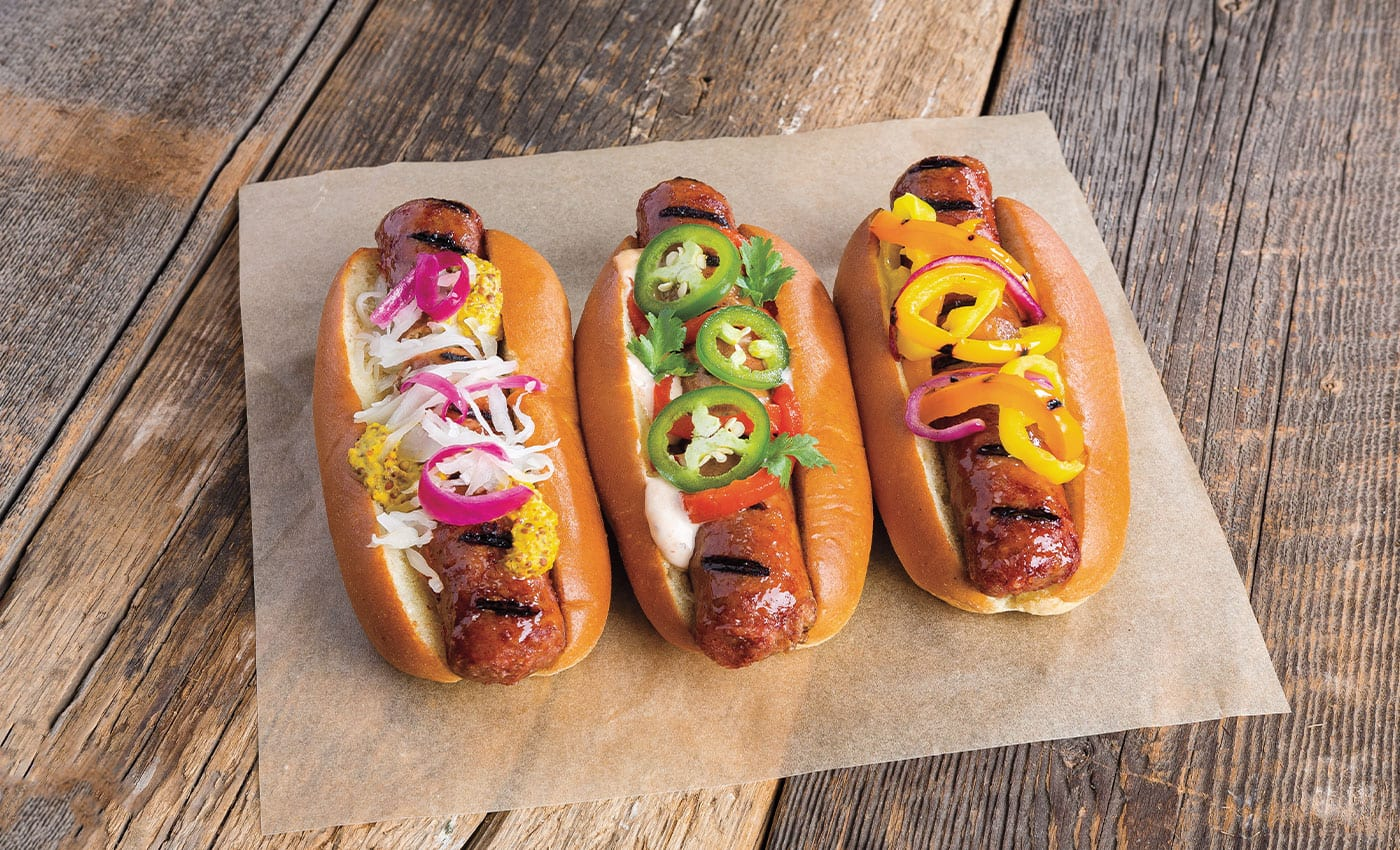 BEYOND MEAT BRAT ORIGINAL SAUSAGE 4PACK