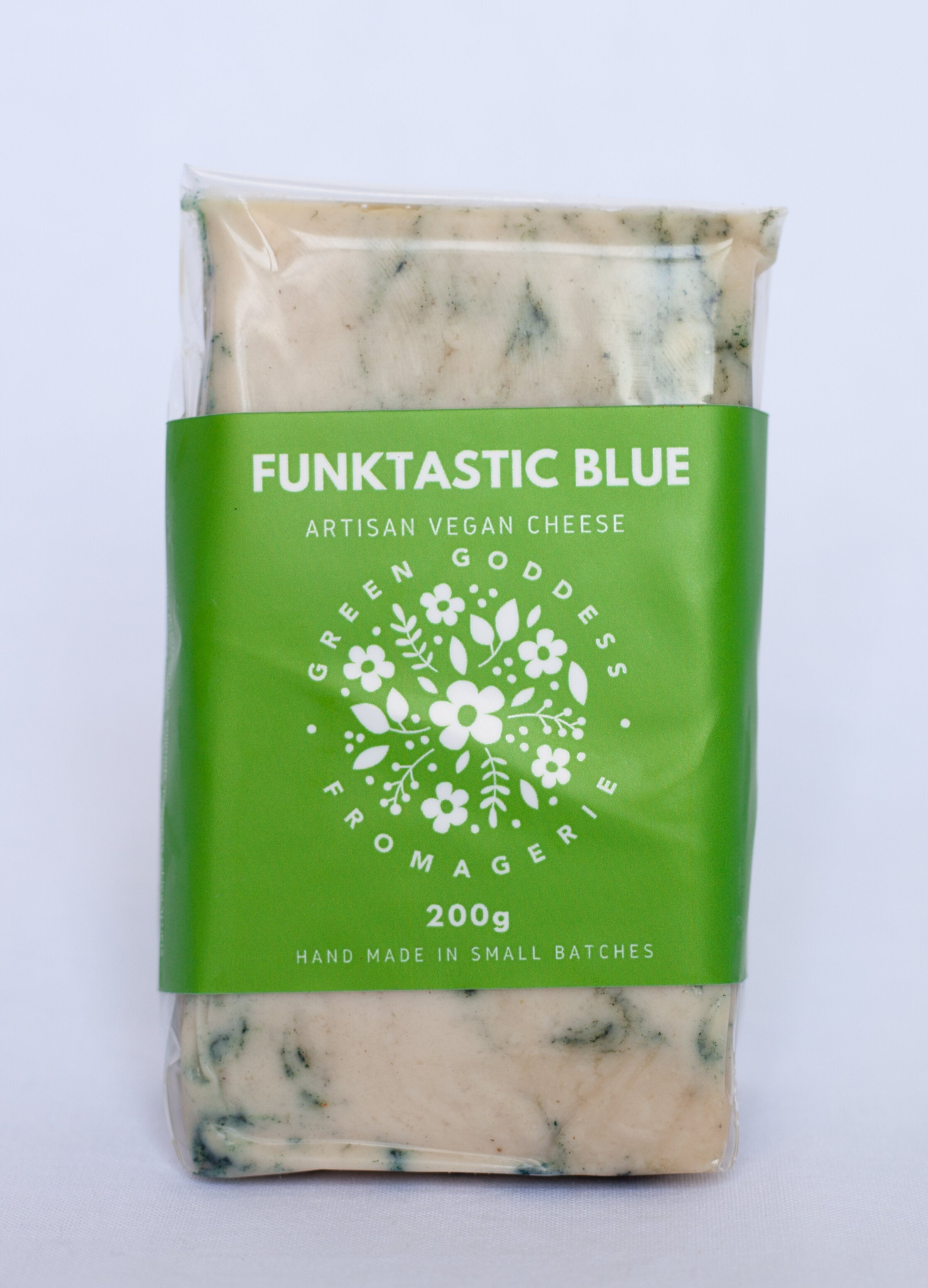 GREEN GODDESS FUNKTASTIC BLUE