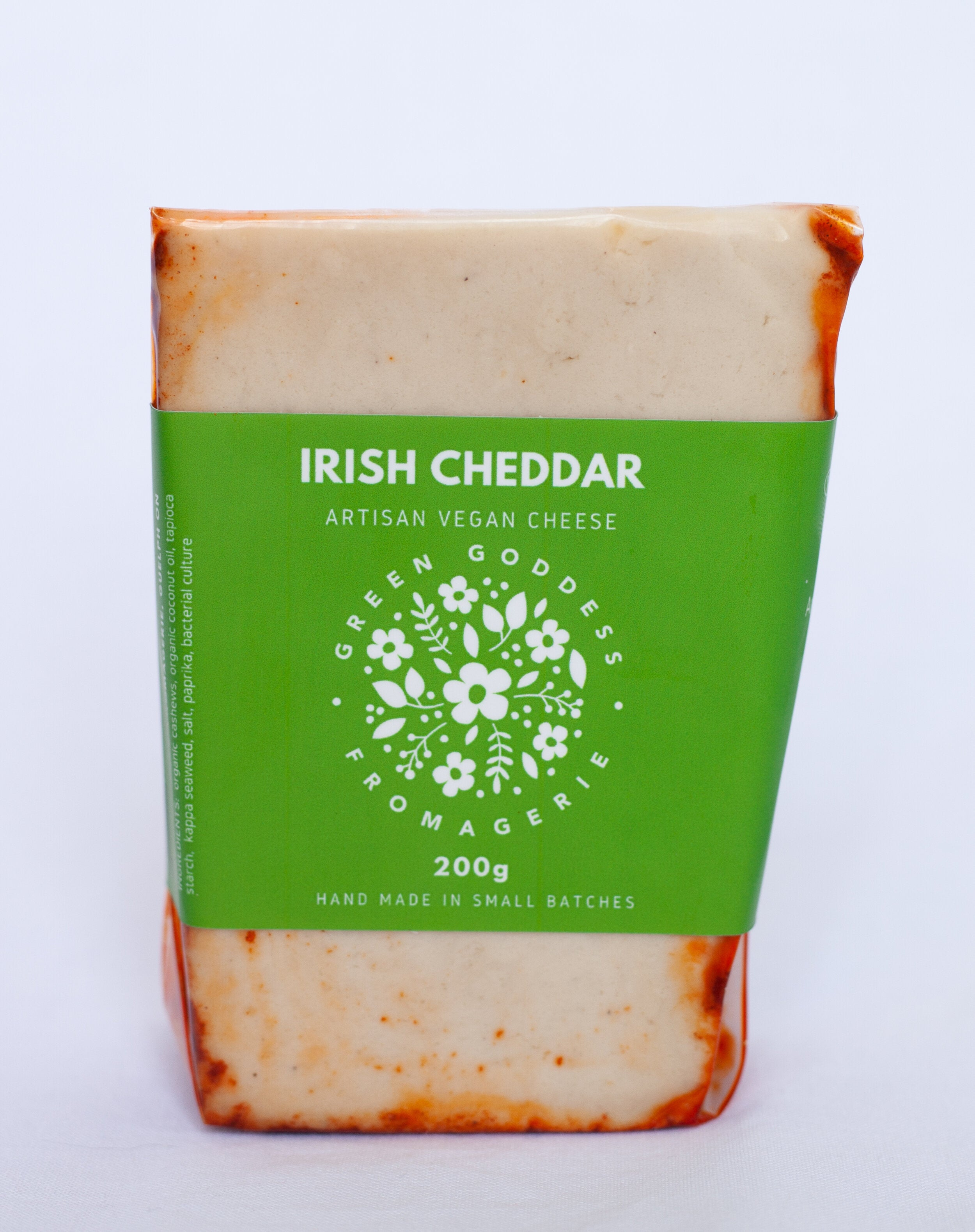 GREEN GODDESS IRISH CHEDDAR