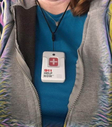 Momdoesreviews.com: A 911 Help Now™ Emergency Medical Alert Pendant Review