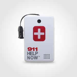 No Monthly Fee Emergency Medical Alert Pendent - 911 Help Now - Help Now Alarm Company,  - Medical Alert