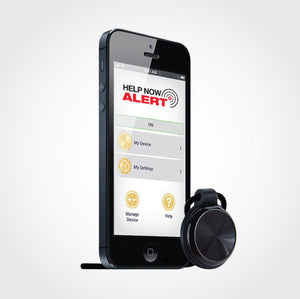 Emergency Alert Bluetooth Companion Button - 911 Help Now - Help Now Alarm Company,  - Medical Alert