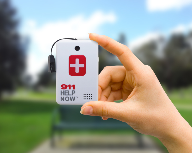 The 911 Help Now™ Emergency Medical Alert Pendant is designed to save lives.