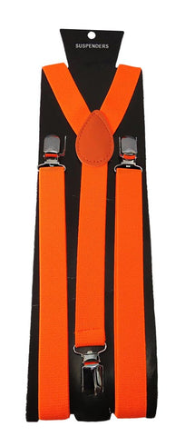 Orange Suspenders - Creek & Co