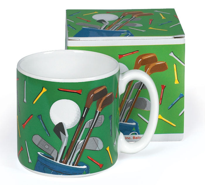 Golf Daze Mug - Creek & Co