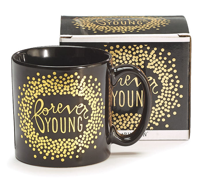 Forever Young Mug - Creek & Co