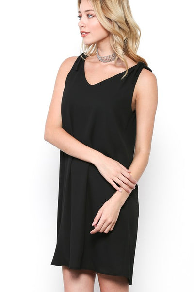 Black Sleeveless Dress - Creek & Co