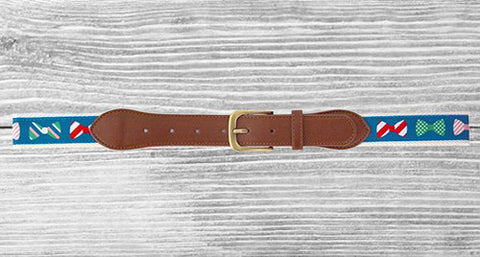 Men's Belt Bow Tie - Creek & Co