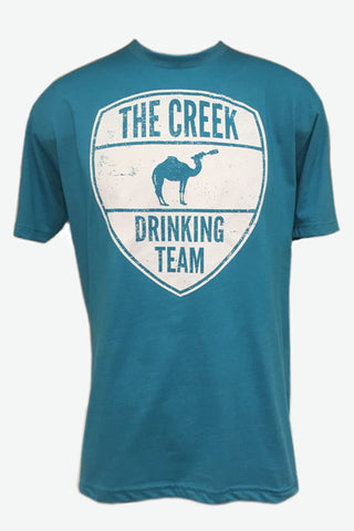 Blue Creek Drinking Team Tee - Creek & Co