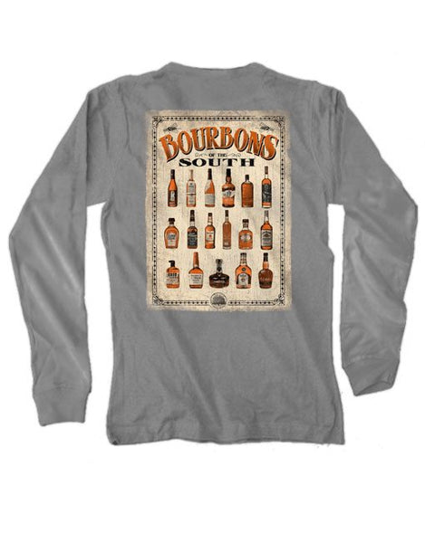 Bourbons of the South Long Sleeve - Creek & Co