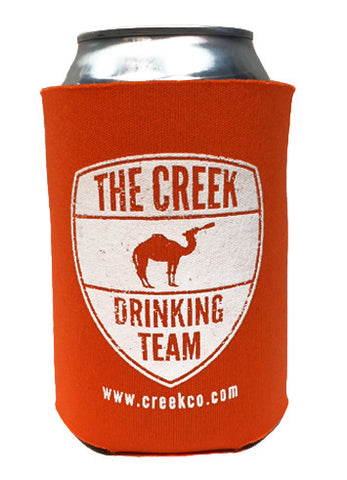 Drinking Team Koozie - Creek & Co