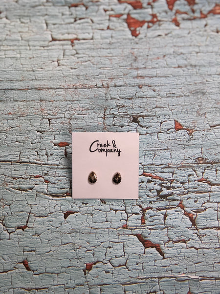Cactus Teardrop Earrings - Creek & Co