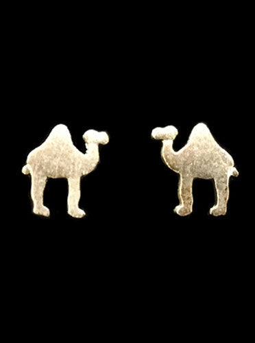 Dainty Camel Earrings - Creek & Co