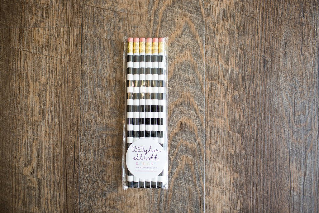 6ct Pack of Pencils - Creek & Co