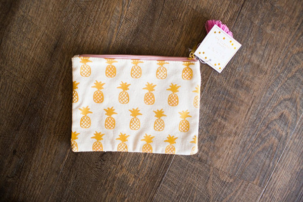Canvas Zipper Bag