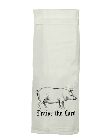 Praise The Lard Kitchen Towel