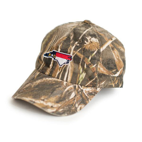 North Carolina Camo Hat