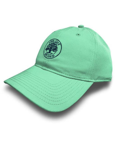 Live Oak Island Reef Solid Twill Hat - Creek & Co
