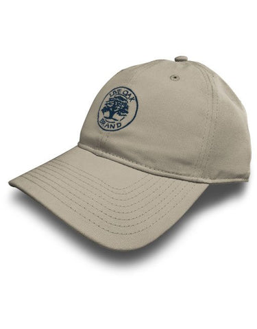 Live Oak Stone Solid Twill Hat - Creek & Co