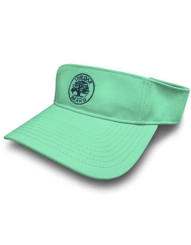Live Oak Island Reef Visor - Creek & Co
