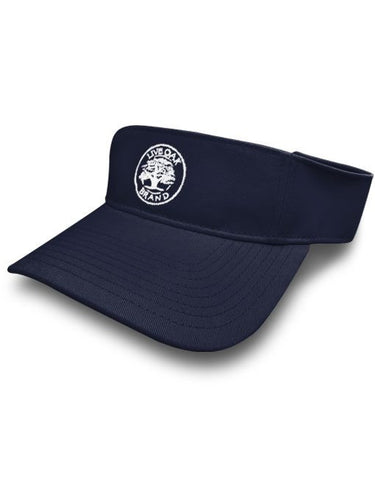 Live Oak Navy Visor - Creek & Co