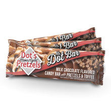 Dot's Pretzels Mr. Dot's Bar - Milk Chocolate (24 ct Case)