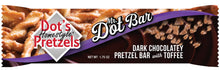 Dot's Pretzels Mr. Dot's Bar - Dark Chocolate (24 ct Case)