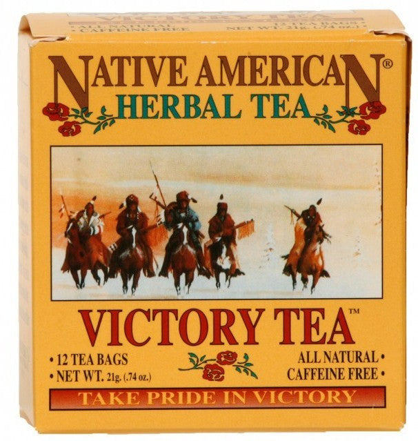 Victory Tea - Native American Herbal Tea 12ct (6 pack)