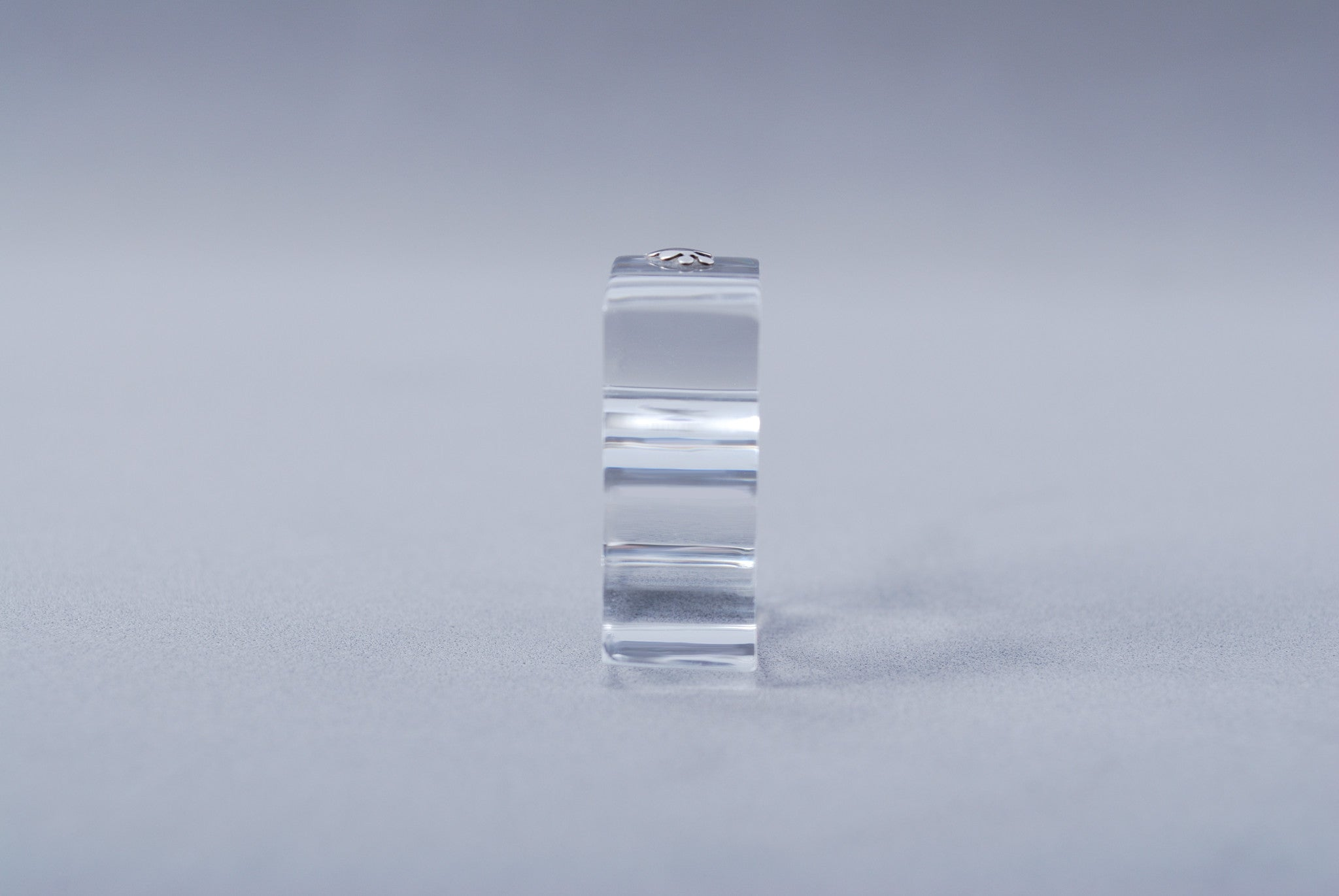 Anillo Papaiona T10Onto - Crystal Ice