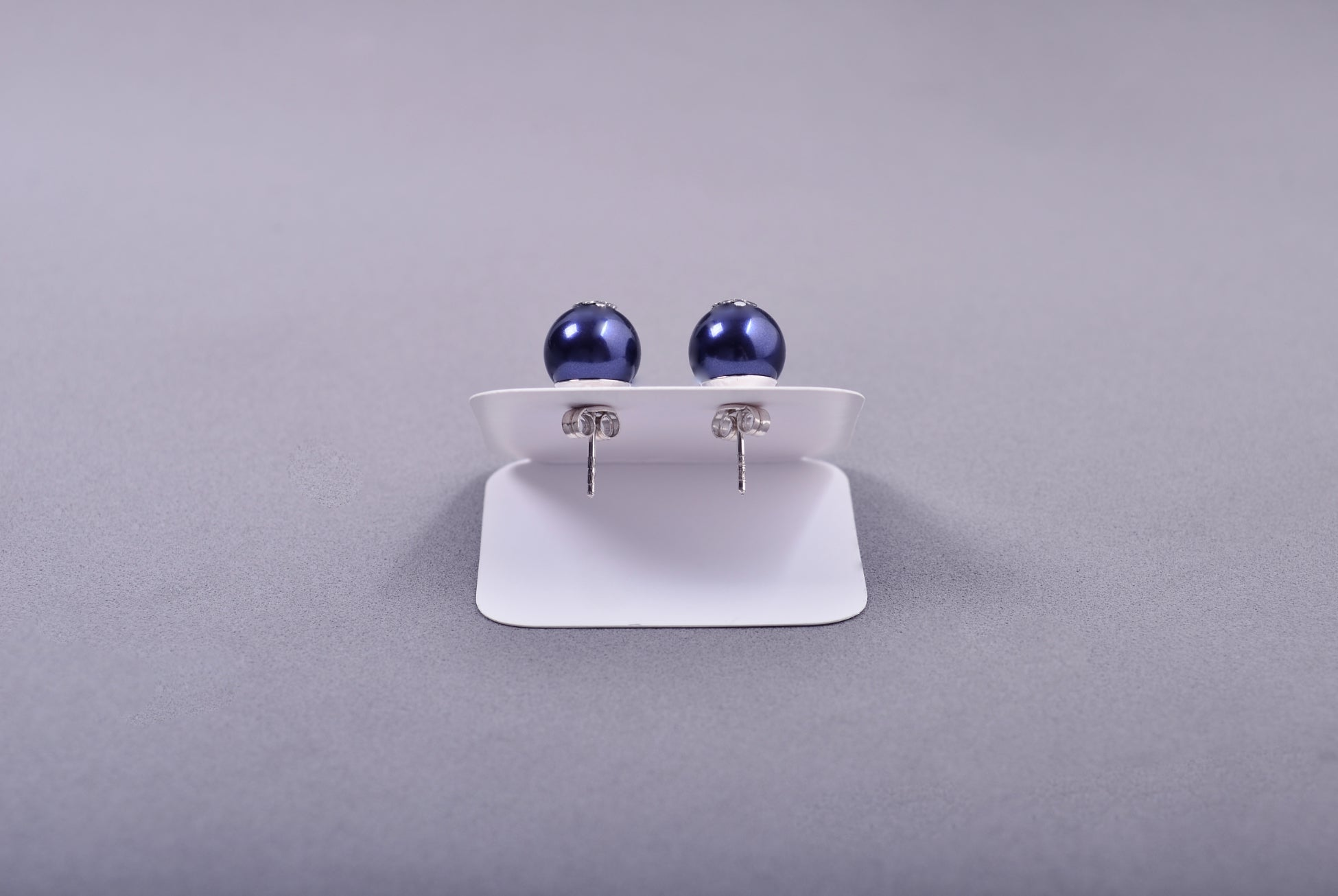 Pendientes Papaiona Twins On Midnightblue