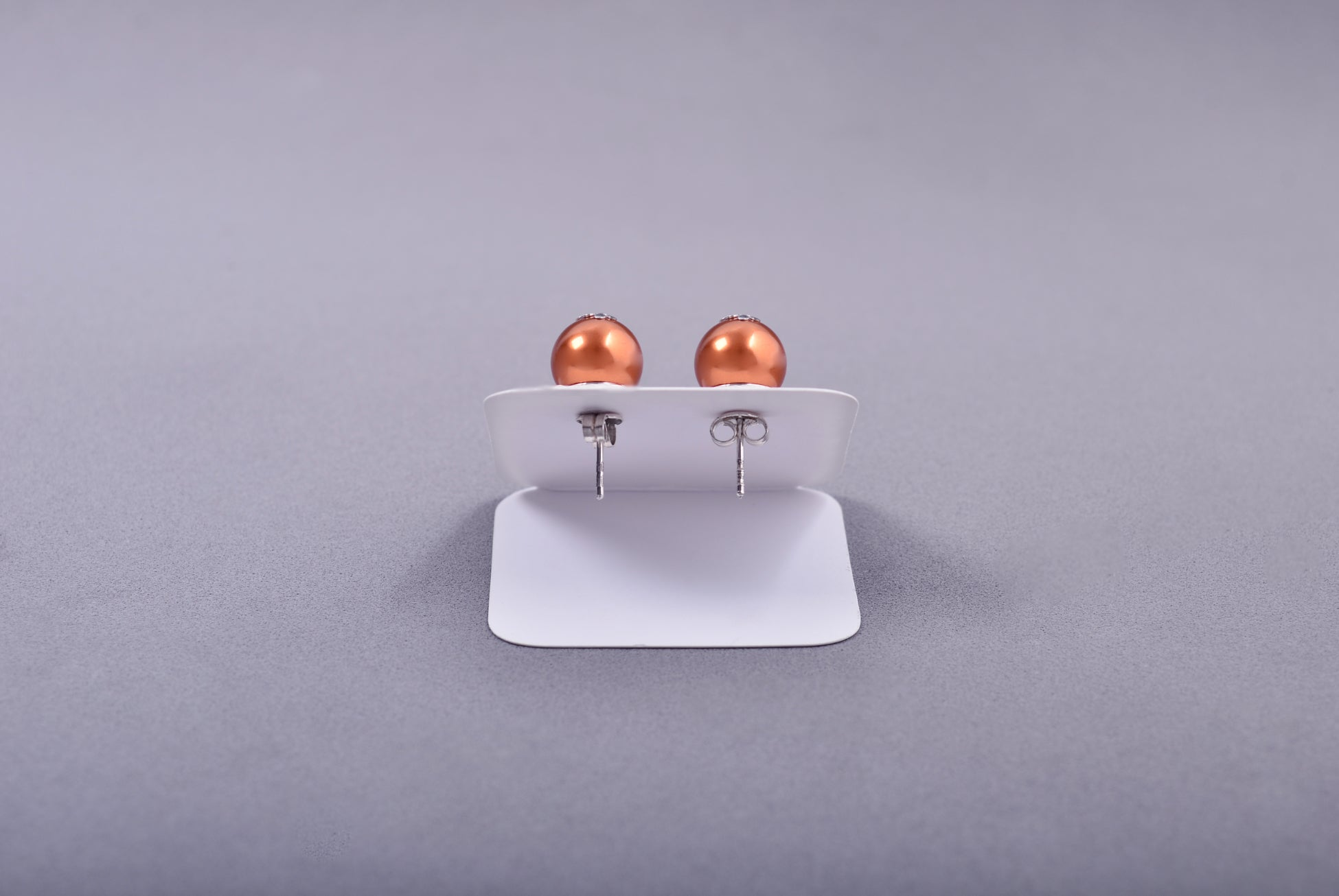 Pendientes Papaiona Twins On Copper